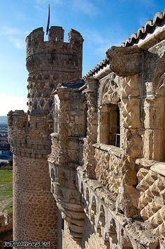 Comunidad de Madrid (Comunidad de Madrid) - Castillo de Manzanares el Real