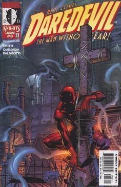 Daredevil #3 - Comic Book Cover