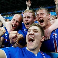 Sports: Its Performances at Euro 2016 Mean That Iceland Is Now Everybodys Favorite Team