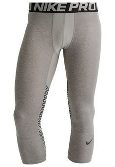 Bestill Nike Performance HYPERCOOL - Tights - carbon heather/black for kr 229,00 (30.11.16) med gratis frakt på Zalando.no Heather Black, Tights, Sweatpants, Workout, Nike, Fitness, Fashion, Navy Tights, Moda