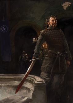 Game of thrones bronn done by ~ESCUDERO of deviantart