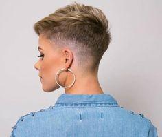 Hair we GO! Dies sind im Moment die 10 coolsten Kurzhaarfrisuren! - Neue Frisur