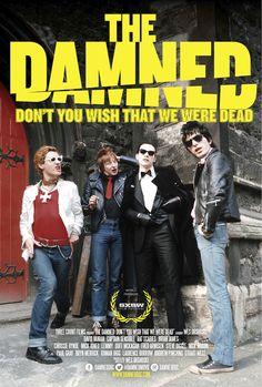 Damned Documentary Features Ian MacKaye, Mick Jones, Lemmy, Fred Armisen, Chrissie Hynde, More