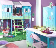 cuarto de juegos para niños