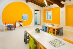 Massimo Adiansi: Nursery and pre-school - Architecture - Domus