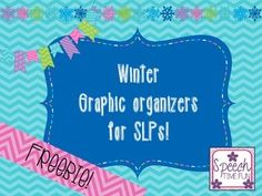 Download two *free* graphic organizers that you can use with your speech and language therapy students of any age! One graphic organizer covers sequencing, and the other one covers listening for questions. Perfect for last-minute lessons!***************************************************************************What awesome resources are included?