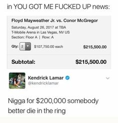 Kendrick is taking business - 9GAG