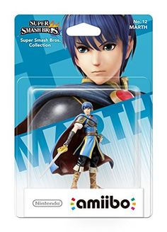 Amiibo 'Super Smash Bros' - Marth Nintendo http://www.amazon.fr/dp/B00N8PC142/ref=cm_sw_r_pi_dp_1WFtwb1XV3GK7
