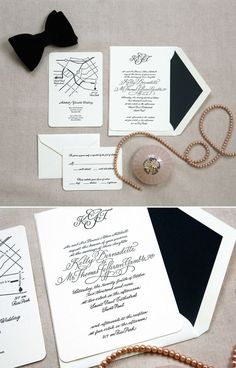 Lilly & Louise design. We love classic and clean tones!