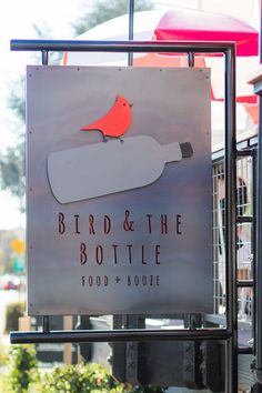 Bird And The Bottle | Food + Booze