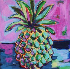 Pineapple Series 4 – www.lauradrodesigns.com