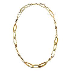 QueCraft Horn Chain Necklace - Q4269