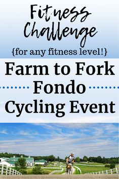 Searching for a fun cycling event in the Northeast? Look no further than Farm to Fork Fondo! Learn more about this unique ride and score a promo code! Home Gym Equipment, No Equipment Workout, Bike Equipment, What Is Farming, Cycling Events, Different Exercises, Low Impact Workout, Healthy Aging, Workout Challenge
