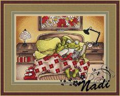 Wall Cross Stitch Sea, Fantasy Cross Stitch, Cute Cross Stitch, Counted Cross Stitch Patterns, Cross Stitch Embroidery, Dmc Floss, Back Stitch, Fabric, Crossstitch
