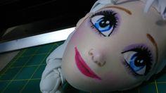 Fofucha  Princesas Elsa de Frozen