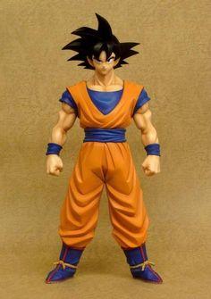 YA EN PRE-ORDER! Giant Figure Goku Tamaño: 470mm Precio en tienda: *8,424 yenes Precio Todoke: *7,091 yenes *precio del articulo. tasas no incluídas RESERVA EL TUYO YA!: http://todoke.jp.net/order.html