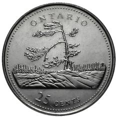 Canadian Coin Collection: Ontario 1992 - 125th Anniversary of Confederation