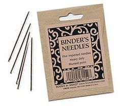 Amazon.com: University Products Book Binder's Needles- Set of 5: Arts, Crafts & Sewing