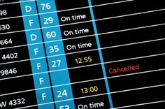 Flight cancelled? What to do and how to plan. #travel #flight