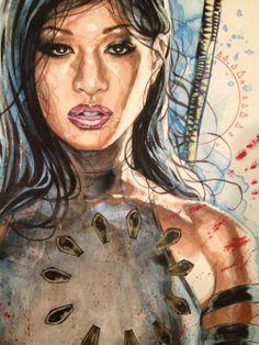 Maya by David Mack.