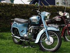 Triumph Twenty One 350cc Motorbikes - 1961 | Flickr - Photo Sharing!