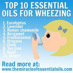 Although not as bad as asthma, wheezing can cause breathing difficulties and affect the quality of your life. Discover how essential oils for wheezing can help clear your airways and promote easier breathing.