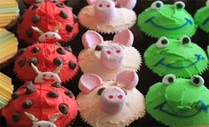 Kids Cup Cakes
