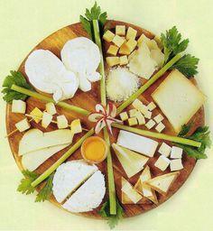 TUTTO COMINCIÒ CON IL PRECARIATO LAVORATIVO ( il resto mi è franato addosso): Come servire i formaggi, bon ton a tavola