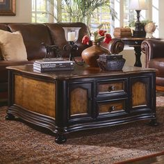 Preston Ridge Storage Coffee Table