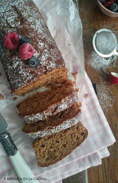 5 SeNtIdOs En La CoCiNa: Cake especiado