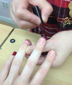 Gel Manicures Versus CND Shellac Manicures - Shape Magazine