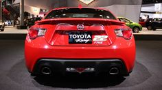 Stars May End Up Putting This Scion FR-S Into A Wall At The Toyota Pro/Celebrity Race
