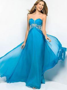 #blue #long prom dress, prom dresses