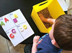 Role Play Writing Phase: Letter activities