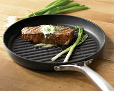"""#productcrier - I really want to buy a grill pan. Do you have a preference?? Calphalon Unison Sear Nonstick Grill Pan, 12"""" 