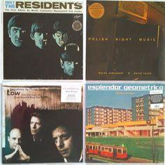 "|i| The Residents - Meet The Residents (LP)  (M/NM) - 765 грн. Marek Zebrowski & David Lynch - Polish Night Music (2xLP)   (M/NM) - 1115 грн. Philip Glass From The Music Of David Bowie & Brian Eno - ""Low"" Symphony (LP)  (M/NM) -  875 грн. Esplendor Geometrico - Arispejal Astisaró+ (2xLP)  (M/NM) - 875 грн.   #diskultura #TrueVinylRecordsStore  #vinyl  #TheResidents #Avantgarde #MarekZebrowski #DavidLynch  #ModernClassical #PhilipGlass #DavidBowie #BrianEno  #ModernClassical   #Industrial"