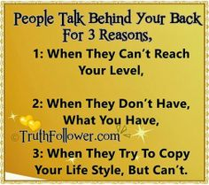 Talk Behind Your Back Quotes | The People Who Talk Behind Your Back Imghut - quoteko.com