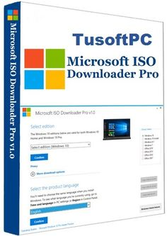 microsoft iso downloader pro 2018 1.8 multilingual