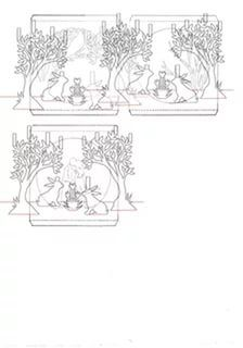 Тоннель из бумаги схемы