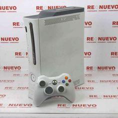 Cónsola XBOX 360 60Gb#consola# de segunda mano#xbox