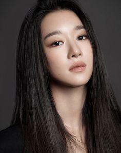 Asian Makeup, Korean Makeup, Korean Beauty, Asian Beauty, Korean Actresses, Korean Actors, Seo Ji Hye, Beauty Makeup, Hair Makeup
