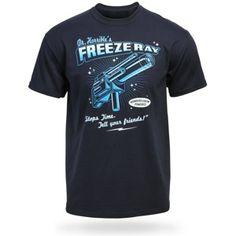 Freeze Ray T-Shirt