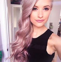 Love her hair color