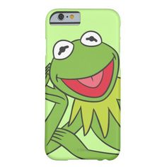 Kermit Laying Down Barely There iPhone 6 Case