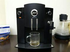 Ремонт кофемашины Jura C5