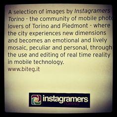Biteg e Instagramers by InstagramersTorino