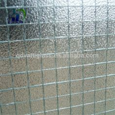 High performance 2015 excellent safe wired glass laminated wired glass wire mesh security glass