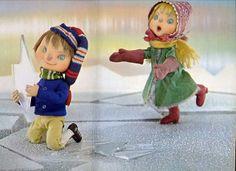The Snow Queen puppet doll illustration | Flickr – Compartilhamento de fotos!