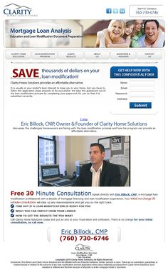 Clarity Custom CMS website Designed and Developed.