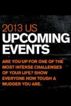 Any takers? Tough Mudder, Upcoming Events, Kansas City, Shit Happens, Motivation, 30th Birthday, Missouri, Fitness, Michigan